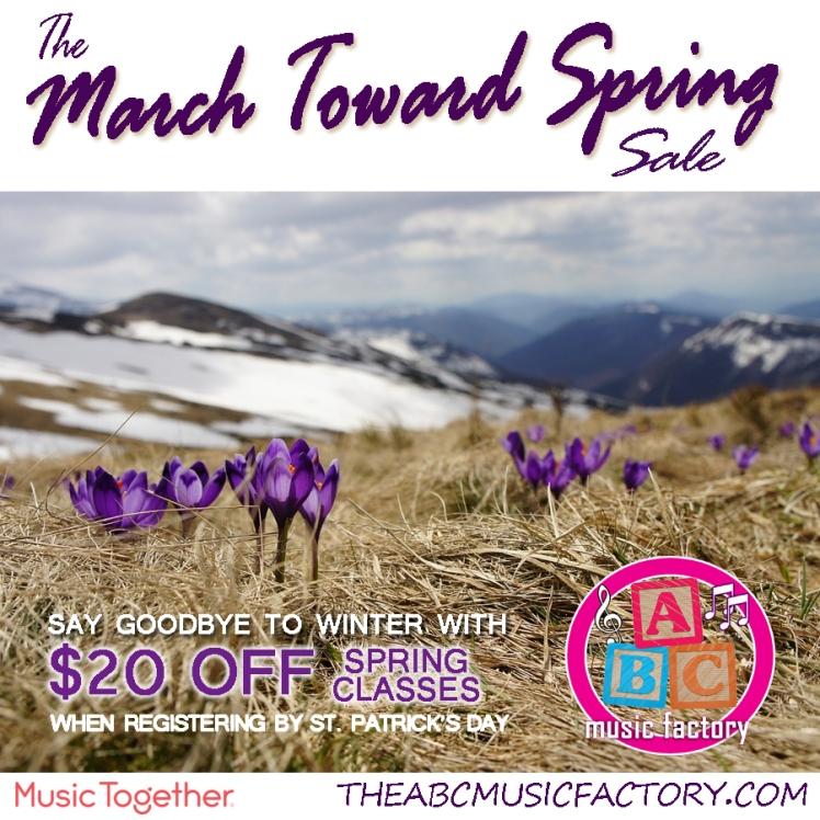 ABC - Spring Sale 2020